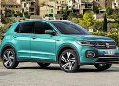 Autocar Show: Volkswagen T-Cross first drive review