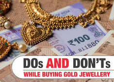 Hallmarking becomes mandatory: What you need to check while buying gold jewellery now