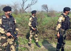 Pakistan intruder neutralized by BSF along Indo-Pak border in Jammu: IG Jamwal