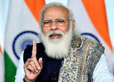 PM Modi cautions against 'propaganda' as he launches India's COVID-19 vaccination drive