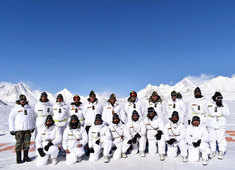 A sneak peek into the personal kit & equipment used by Siachen soldiers
