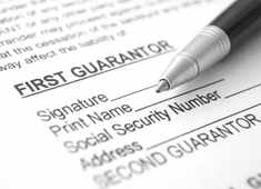 Risks in being a loan guarantor and how to deal with them
