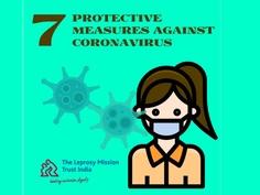 7 Protective measures against Coronavirus