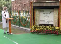 Swachh Bharat Mission: PM Modi inaugurates Rashtriya Swachhata Kendra at Raj Ghat
