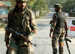 J&K: 2 BSF personnel killed in terrorist attack, their weapons looted