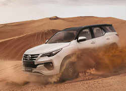 Toyota Fortuner TRD limited edition launched in India. Here's what extra it offers