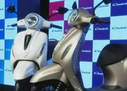 Bajaj auto is back with electric scooter Chetak