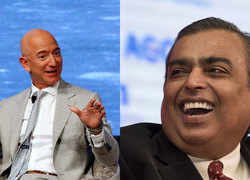 Reliance emerges as a threat for firms like Amazon, Walmart