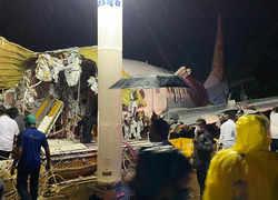 Air India Express plane crash: At least 15 dead including pilot after Plane overshot runway