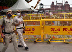 Strict surveillance in Delhi ahead of Independence Day, security tightened