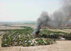 Myanmar village destruction has 'hallmarks' of military: Human Rights Watch