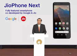 Jio defers roll-out of phone developed with Google to Diwali due to semiconductor shortage