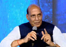 Growing curiosity towards Indian defence equipment at global level: Rajnath Singh at ET GBS 2020
