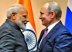 India and Russia to sign logistics agreement in september 2019