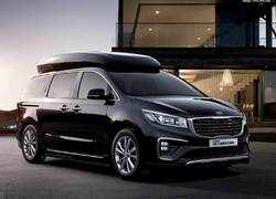 The 2021 Kia Carnival Hi-Limousine unveiled