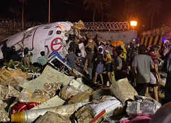 Air India Express plane crash: Ground report from Kozhikode airport in Kerala