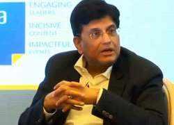 Railway Ministry probing corrupt officials: Piyush Goyal