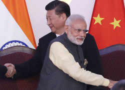 Is China trying to gang up on India?
