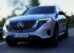 Autocar Show First Drive: Mercedes-Benz EQC 400