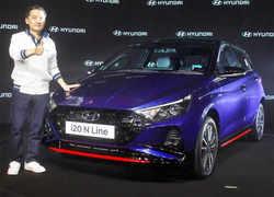 Hyundai unveils i20 under N Line in India