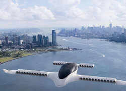 Coming soon: Flying taxis to solve traffic woes