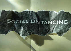 How brands are endorsing social distancing