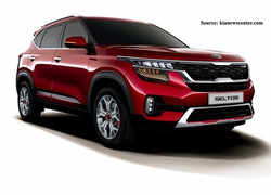 Kia Motors launches first 'Made in India' SUV Seltos
