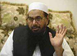 JuD chief Hafiz Saeed arrested in terror financing case, but Indian official sceptical