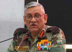 We are now gradually becoming an export oriented defence industry: Bipin Rawat