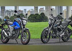 Autocar Show: 2019 Suzuki Gixxer vs Yamaha FZ-S V3.0