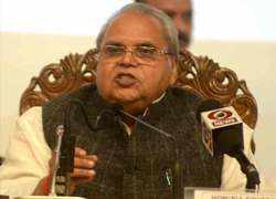 Don't kill innocents, kill corrupt who looted Kashmir: Governor to militants