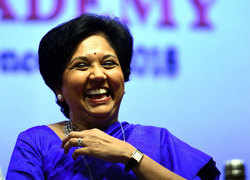 Indra Nooyi is being considered for a position in the Joe Biden administration