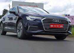 Autocar First Drive review: 2019 Audi A6 India