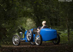 Bugatti made a 30,000 euros car for kids and it got sold out