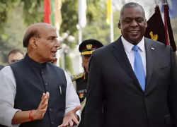 Defence Minister Rajnath Singh dials US Defence Secretary Lloyd Austin ahead of PM Modi's US visit