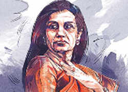 ICICI-Videocon case: CBI issues lookout notice against Chanda Kochhar