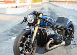 BMW Motorrad unveils new R18 dragster