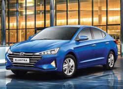 New bolder Hyundai Elantra N Line Sedan