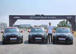 Mini John Cooper Works launched at Rs 43.50 lakh
