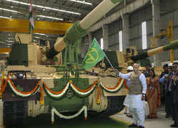 Indian Army's 'Made in India' Vajra
