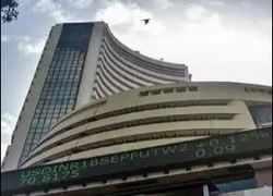 Sensex, Nifty flat; Zee rallies 15%, Vodafone 10%