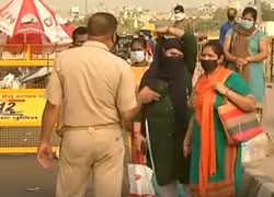 Watch: Strict checking underway at Delhi-Ghaziabad border