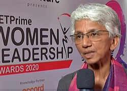 ETPWLA 2020: Rekha M. Menon on qualities she looks for in emerging leaders