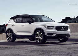 Volvo launches its first electric car XC40 Recharge