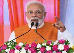 Article 370 was abrogated to solve decades-long problem: PM Modi