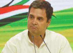 Ensure coalition remains intact, Rahul's message to Karnataka Congress leaders