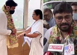 Babul Supriyo calls on Mamata Banerjee, says 'CM asked me to sing during Durga Puja festival'