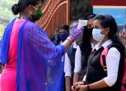 VHSE, SSLC exams resume in Kerala, adhering to COVID-19 guidelines