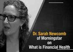 Train your mind to succeed in investing: Sarah Newcomb, Morningstar