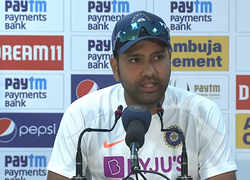 Ind vs SA: 'Most challenging knock for me', says Rohit Sharma on maiden double century